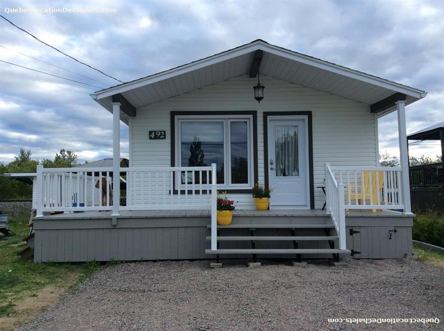 cottage rental Saguenay-Lac-St-Jean, Roberval (pic-1)