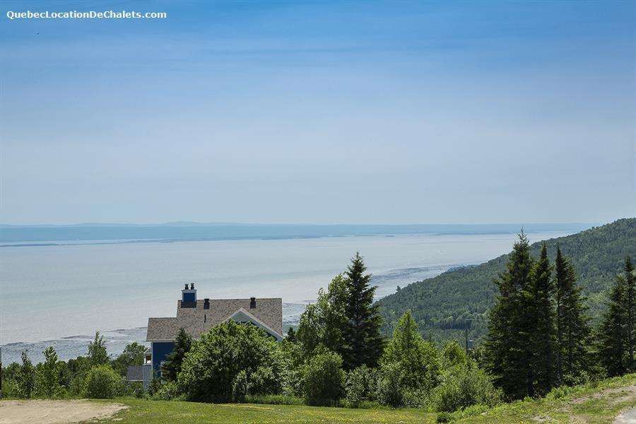 chalet à louer Québec, Saint-Ferréol-les-Neiges  (pic-2)