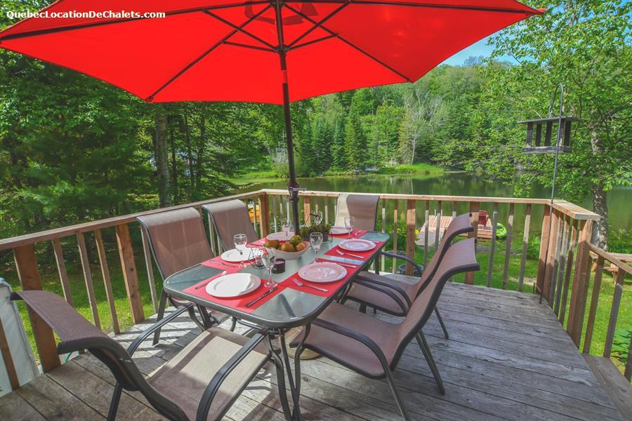 cottage rental Québec, Saint-Adolphe-d'Howard (pic-7)