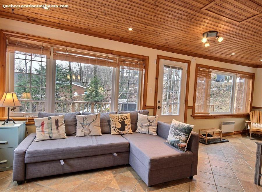 cottage rental Québec, Saint-Adolphe-d'Howard (pic-8)