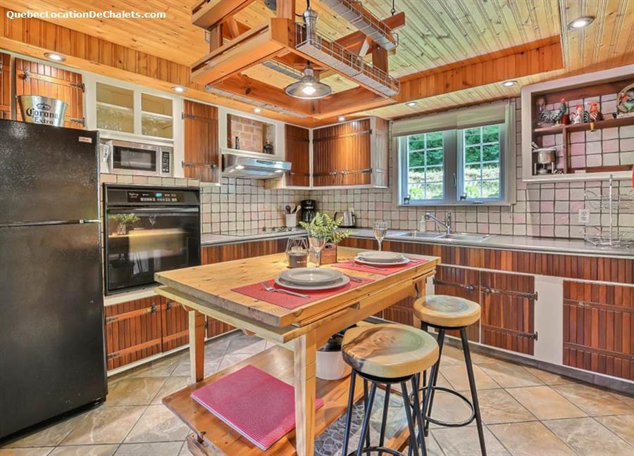 cottage rental Québec, Saint-Adolphe-d'Howard (pic-9)
