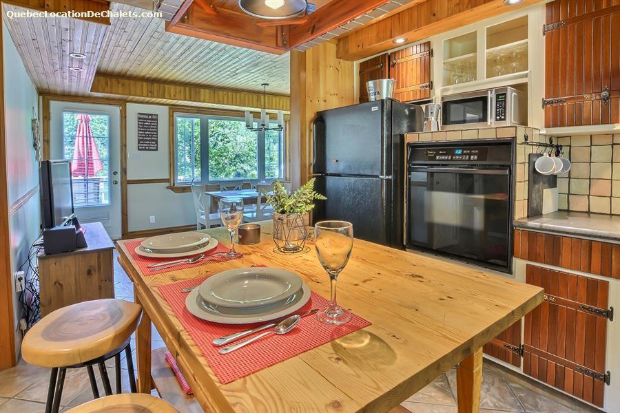 cottage rental Québec, Saint-Adolphe-d'Howard (pic-10)