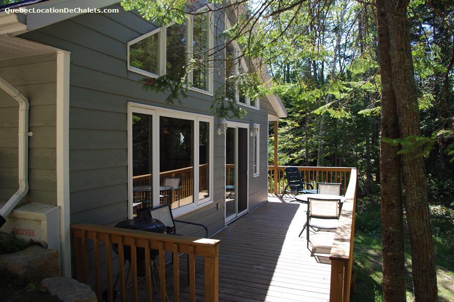 cottage rental Laurentides, Sainte-Marguerite-du-Lac-Masson (pic-1)