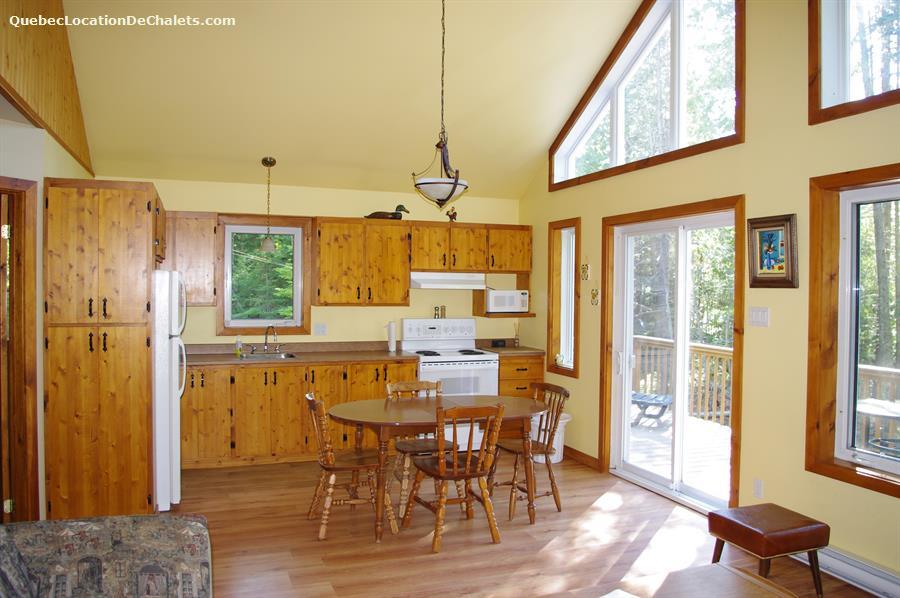 cottage rental Laurentides, Sainte-Marguerite-du-Lac-Masson (pic-2)