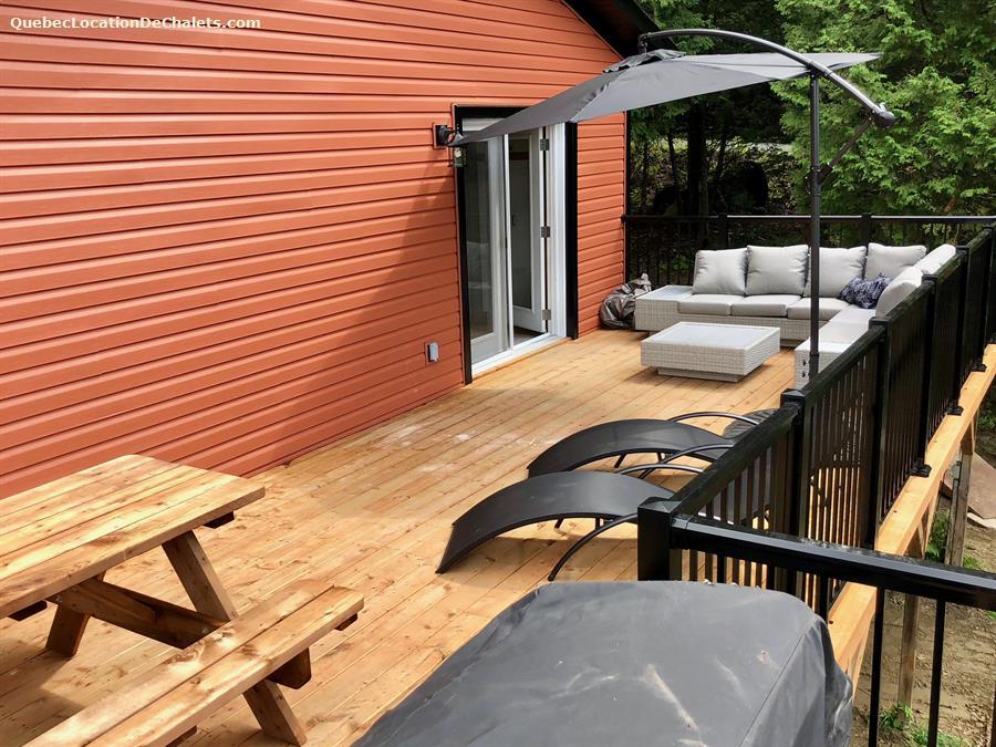 cottage rental Estrie/Cantons-de-l'est, Stanstead (pic-10)