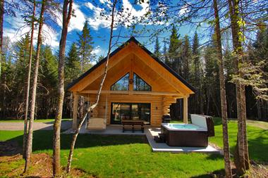 Cottage rental | Bûcheron