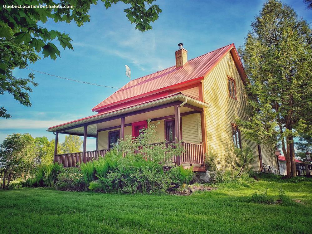 cottage rental Estrie/Cantons-de-l'est, Wotton (pic-1)