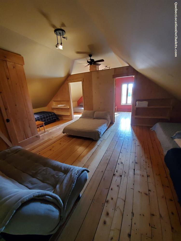 cottage rental Estrie/Cantons-de-l'est, Wotton (pic-13)