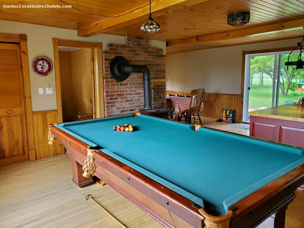cottage rental Estrie/Cantons-de-l'est, Wotton (pic-8)
