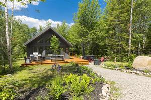 chalets avec spa Baie-Saint-Paul, Charlevoix