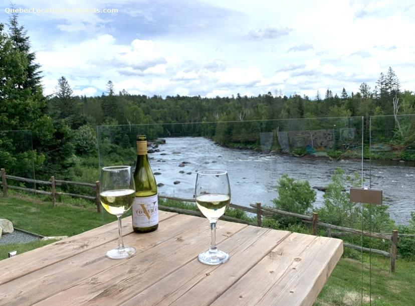 cottage rental Lanaudière, Chertsey (pic-3)