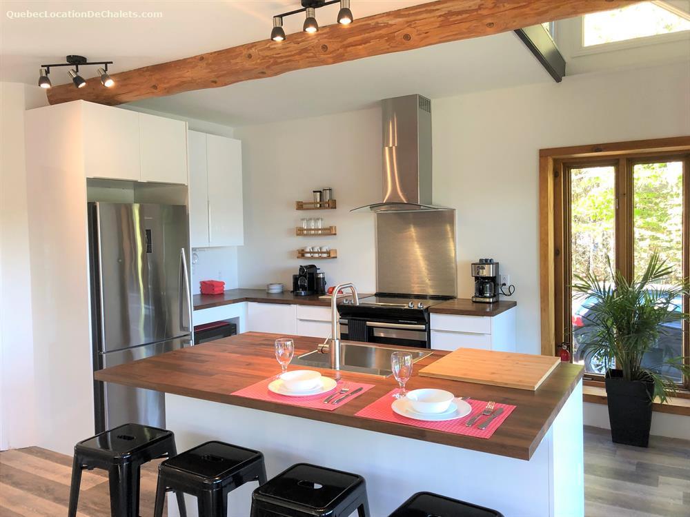 cottage rental Lanaudière, Chertsey (pic-10)