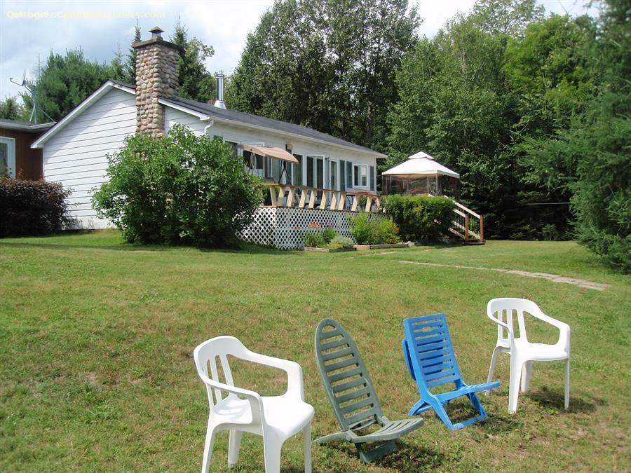 cottage rental Outaouais, Blue Sea (pic-1)