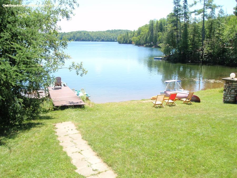 cottage rental Outaouais, Blue Sea (pic-3)