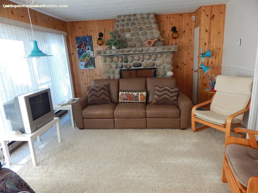 cottage rental Outaouais, Blue Sea (pic-6)