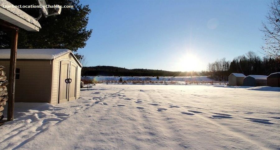 cottage rental Outaouais, Cayamant (pic-11)