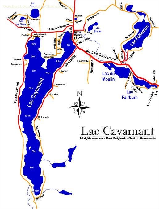 cottage rental Outaouais, Cayamant (pic-12)