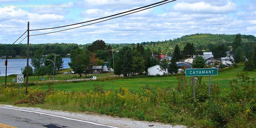 cottage rental Outaouais, Cayamant (pic-15)