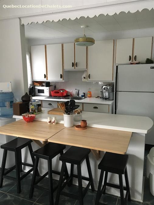cottage rental Laurentides, Huberdeau (pic-4)