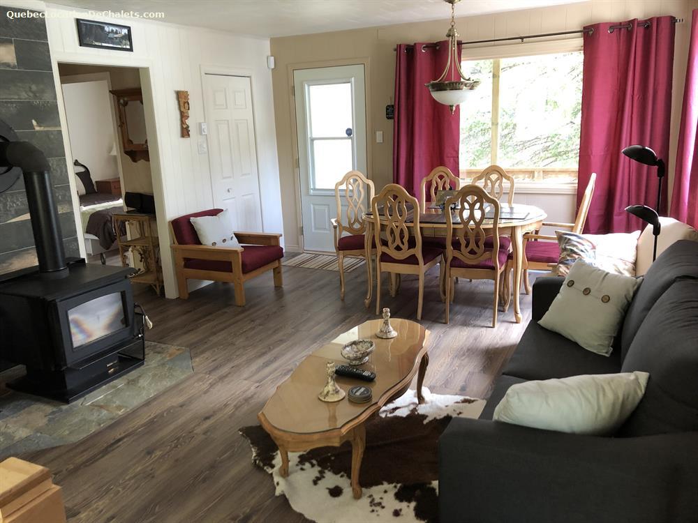 cottage rental Lanaudière, Rawdon (pic-4)