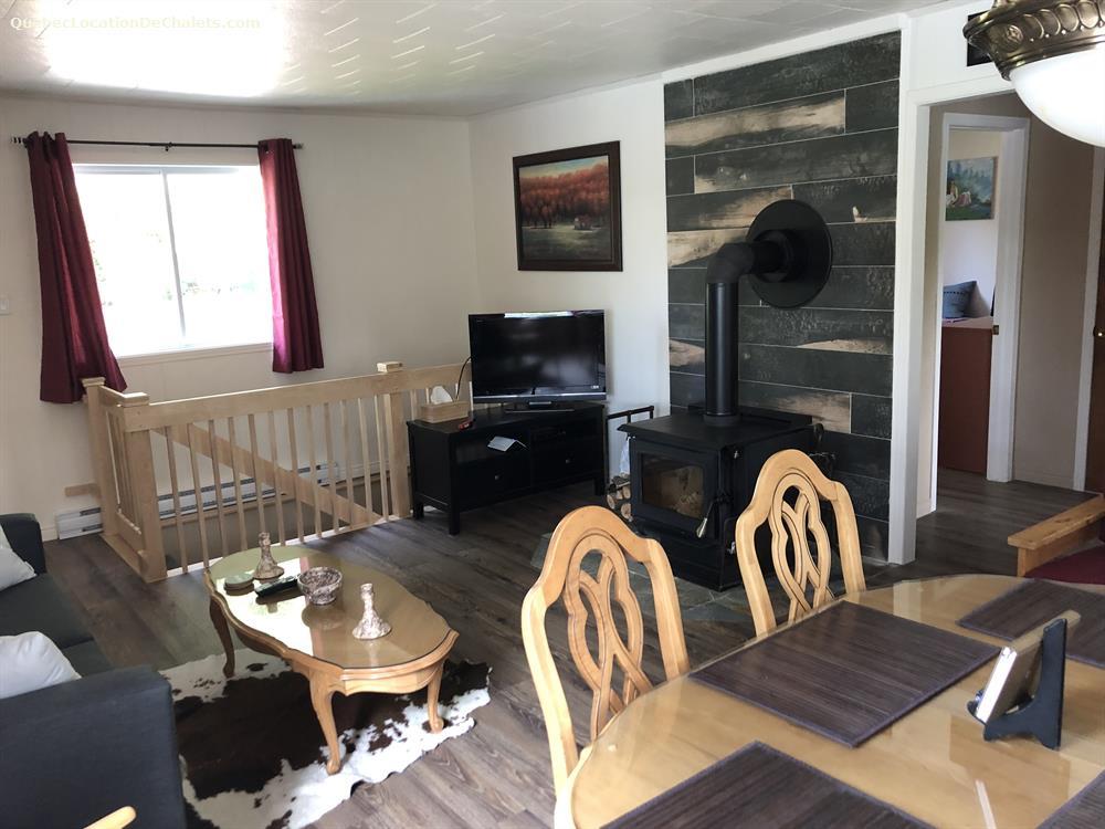 cottage rental Lanaudière, Rawdon (pic-5)