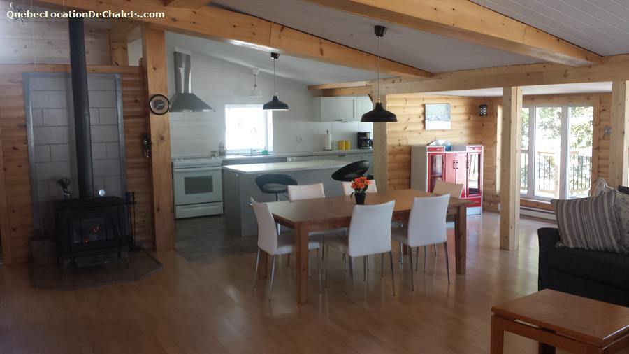 cottage rental Laurentides, Mont-Laurier (pic-12)