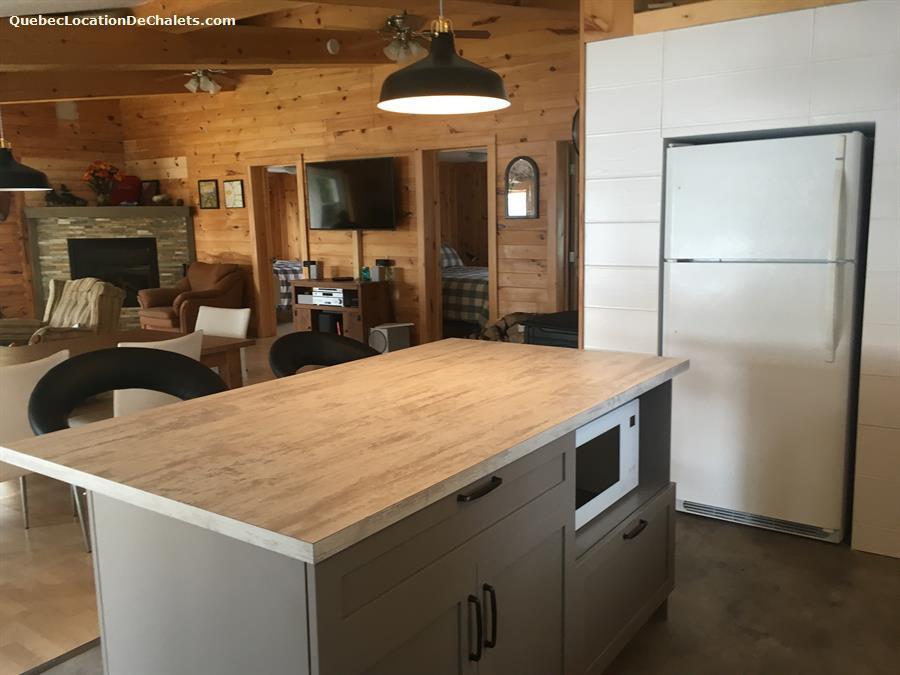 cottage rental Laurentides, Mont-Laurier (pic-7)