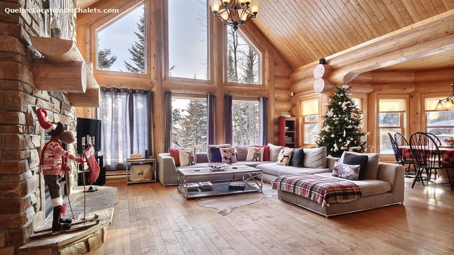 cottage rental Laurentides, Mille-isles (pic-1)