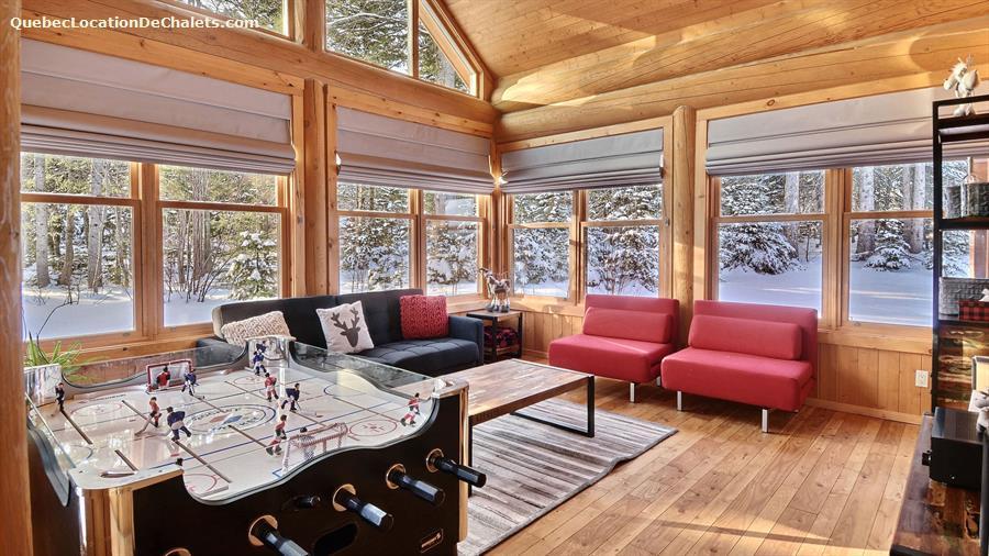 cottage rental Laurentides, Mille-isles (pic-10)