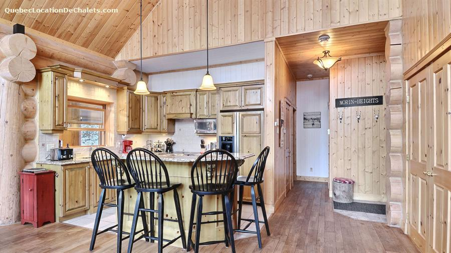 cottage rental Laurentides, Mille-isles (pic-3)