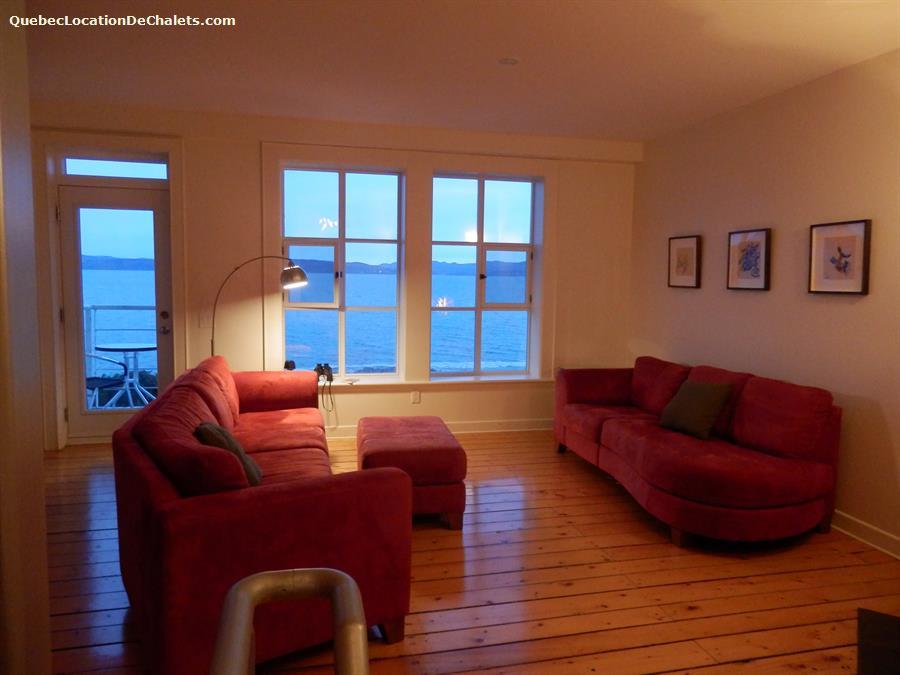 cottage rental Bas Saint-Laurent, Rivière-Ouelle (pic-3)
