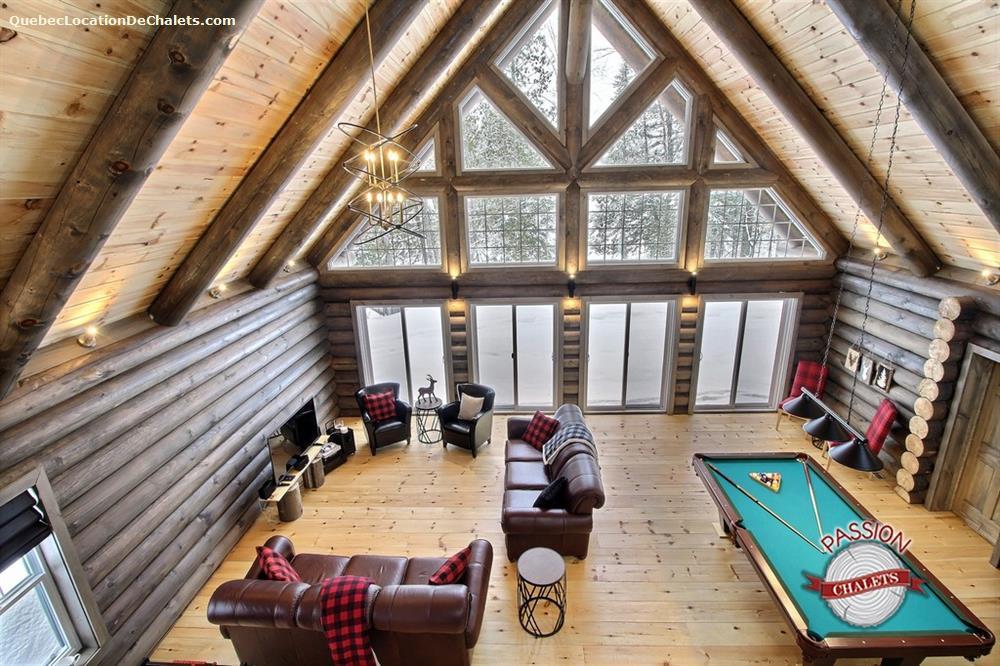 cottage rental Lanaudière, Mandeville (pic-2)
