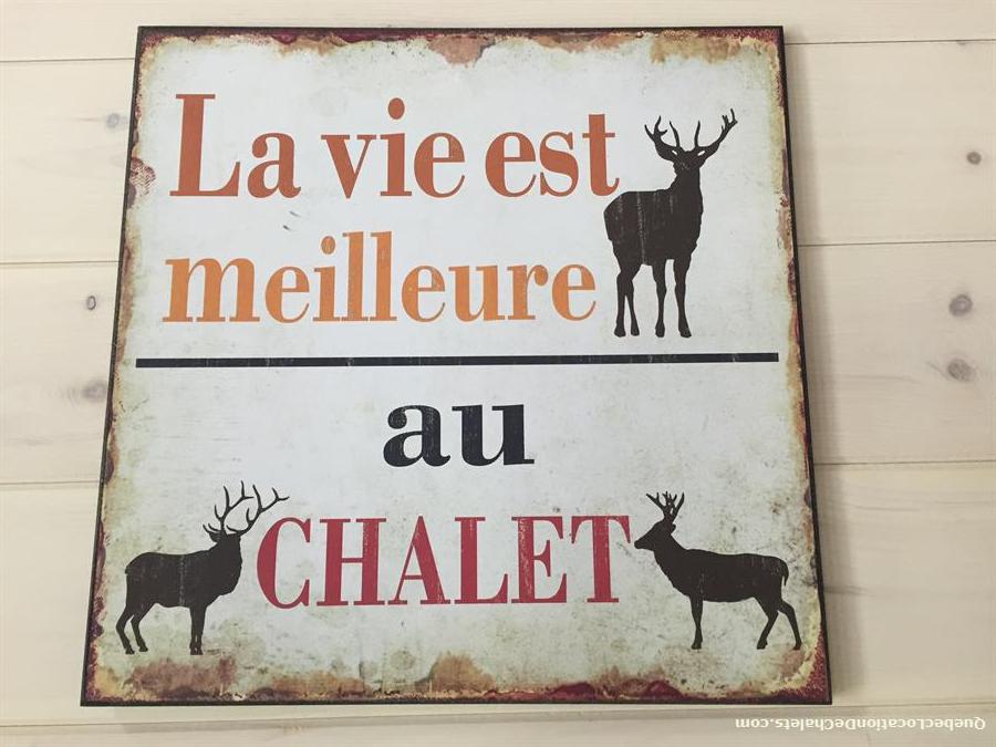 chalet à louer Laurentides, Notre-Dame-du-Laus (pic-2)