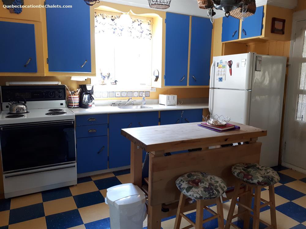 cottage rental Charlevoix, Port-au-Persil (pic-4)