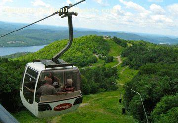 cottage rental Laurentides, Mont-Tremblant (pic-14)