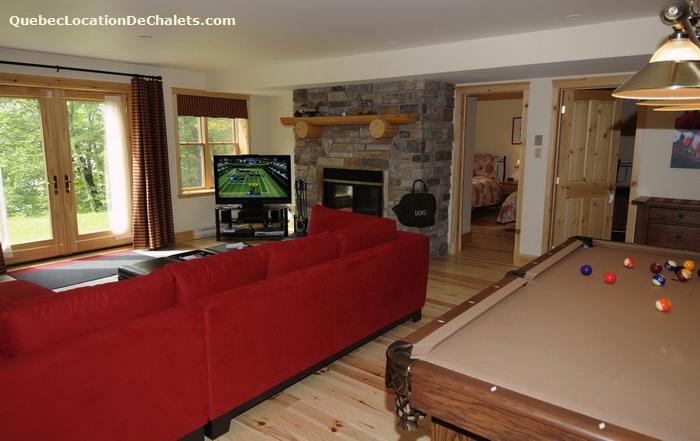 cottage rental Laurentides, Labelle (pic-12)