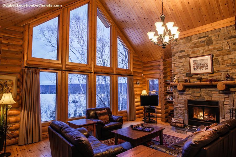 cottage rental Laurentides, Labelle (pic-17)