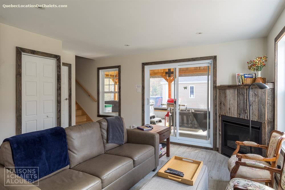 cottage rental Lanaudière, Sainte-Émélie-de-l'Énergie (pic-10)