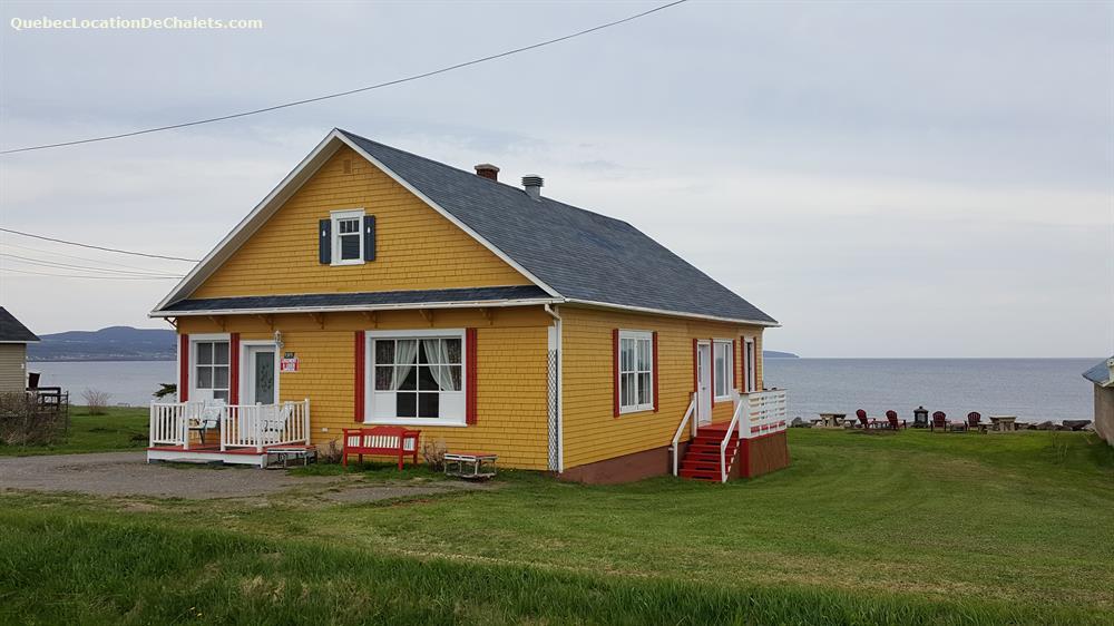 chalet à louer Gaspésie, Percé (pic-1)