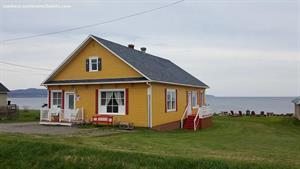chalets à louer Percé, Gaspésie