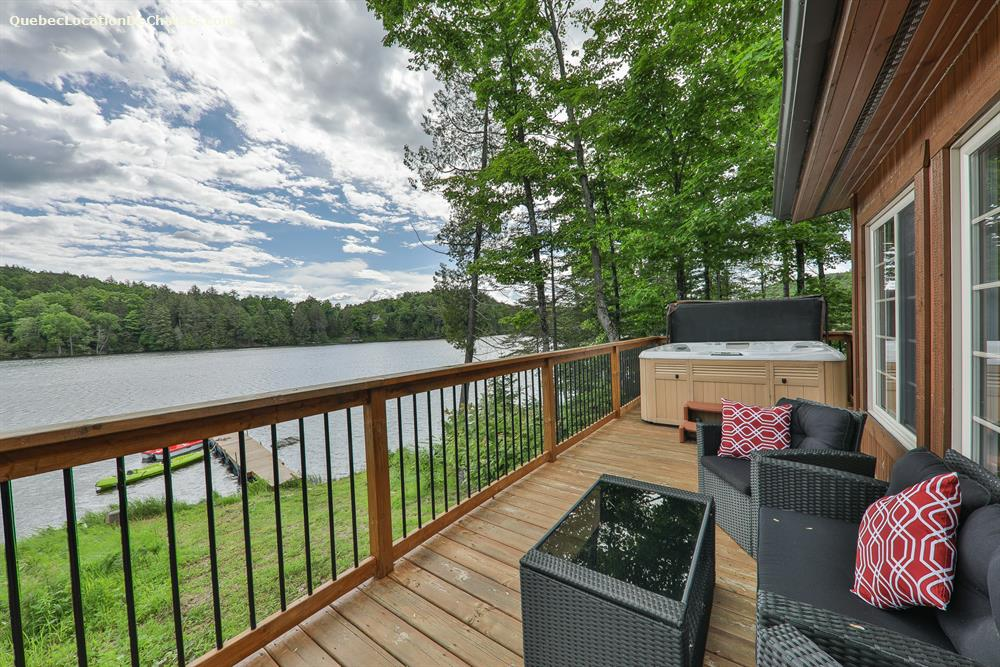 cottage rental Laurentides, Grenville-sur-la-Rouge (pic-3)