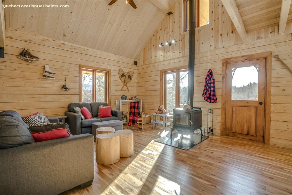 cottage rental Mauricie, Lac-aux-Sables (pic-5)