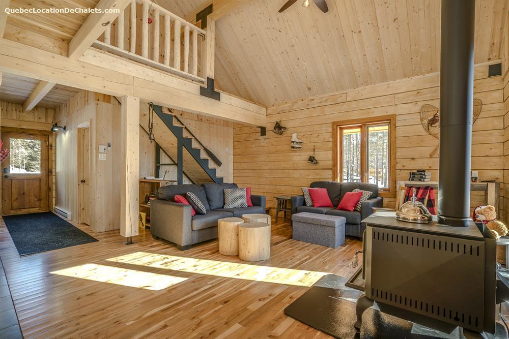 cottage rental Mauricie, Lac-aux-Sables (pic-6)