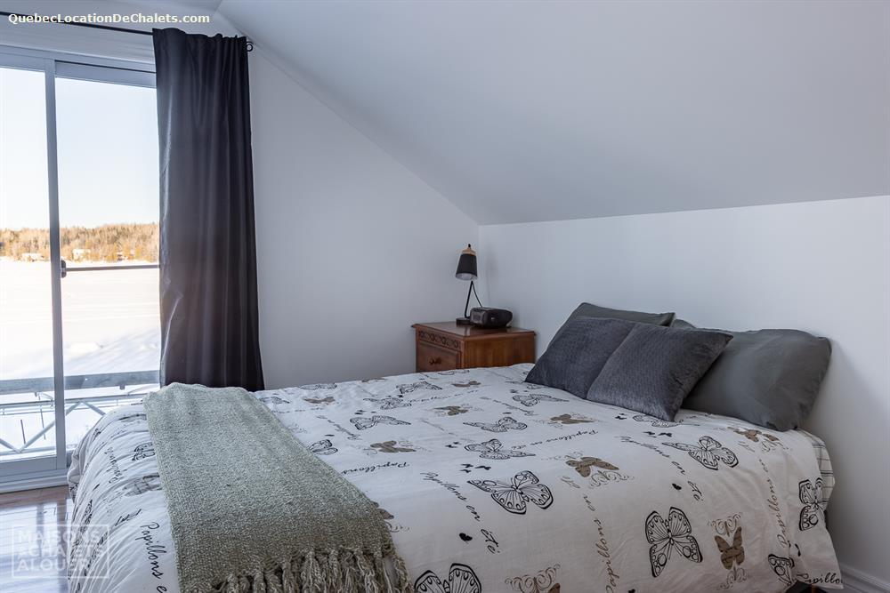 cottage rental Estrie/Cantons-de-l'est, Saint-Claude (pic-16)