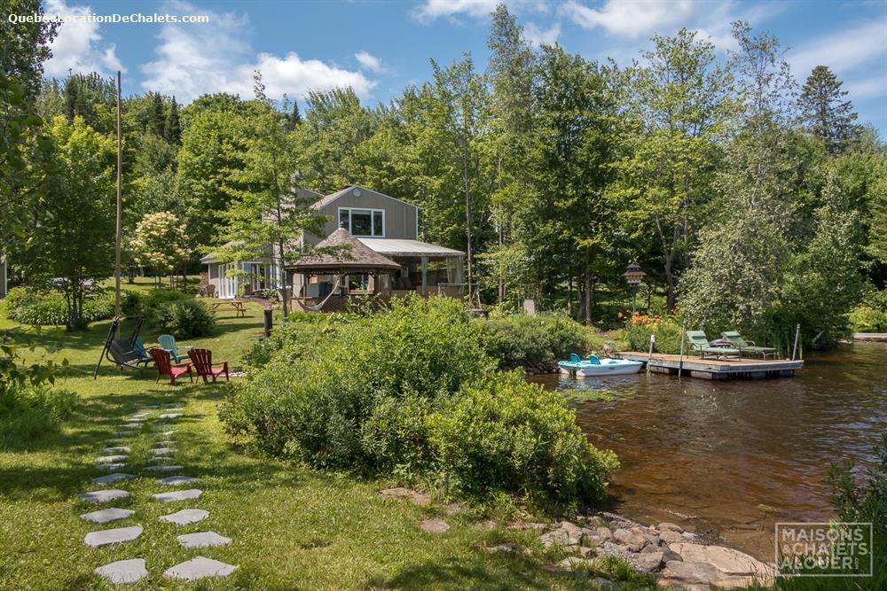 cottage rental Estrie/Cantons-de-l'est, Saint-Claude (pic-2)