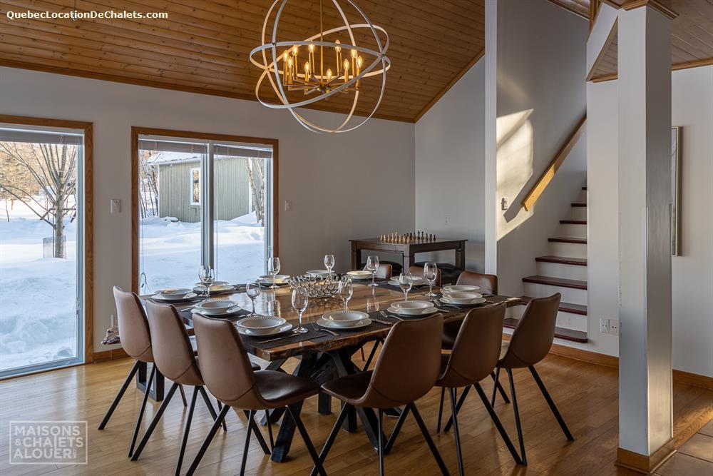 cottage rental Estrie/Cantons-de-l'est, Saint-Claude (pic-8)