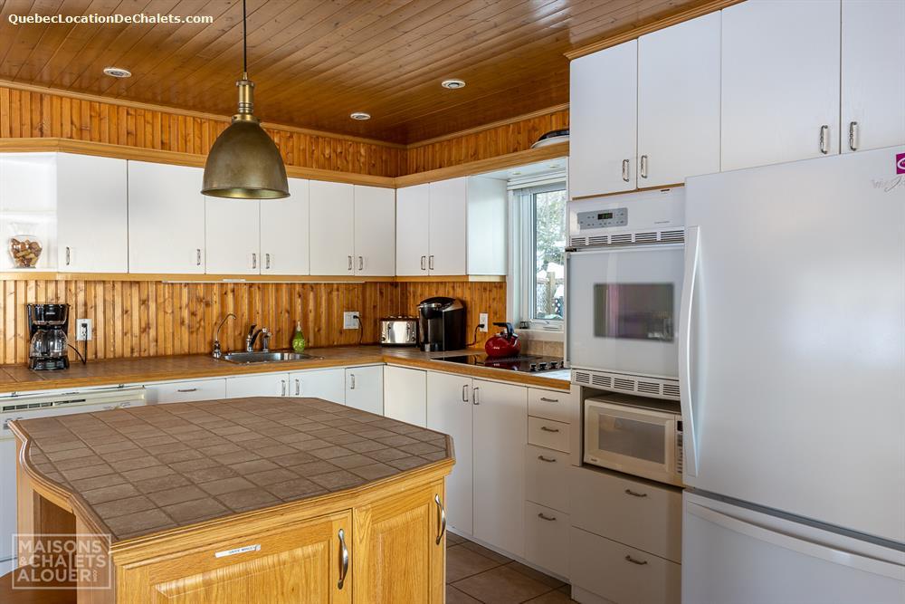 cottage rental Estrie/Cantons-de-l'est, Saint-Claude (pic-10)
