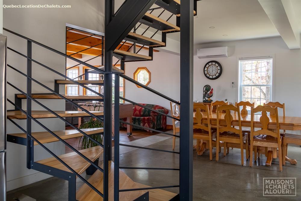 cottage rental Estrie/Cantons-de-l'est, Saint-Claude (pic-13)