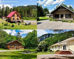 Cottage rental | Les Chalets Tourisma