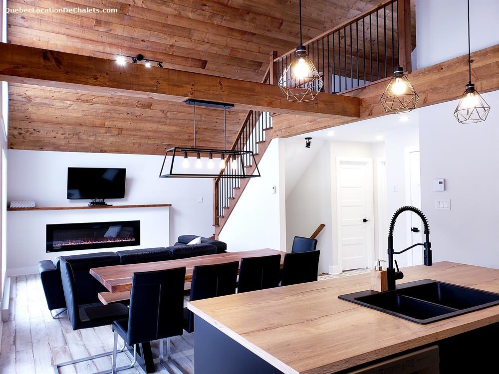cottage rental Lanaudière, Saint-Donat (pic-3)